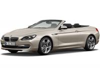 BMW 6series кабриолет 2 дв.