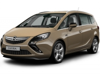 Opel Zafira минивэн 5 дв.