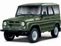 UAZ Hunter внедорожник 5 дв.